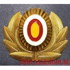 Кокарда для фуражки МВД Республики Южная Осетия