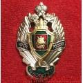 Нагрудный знак с эмблемой МПИ ФСБ России