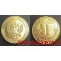 Настольная медаль За особые успехи в учении