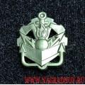 Петличная эмблема Инженерных войск полевая