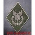 Тактический шеврон сотрудников Комендантского управления ФСБ