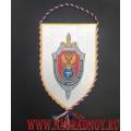 Вымпел с логотипом Военно-медицинского управления ФСБ России