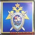 Магнит с логотипом Следственного комитета России