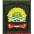 Нарукавный знак курсантов Пензенского артиллерийского инженерного института