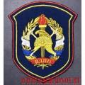 Нарукавный знак работников Всероссийского добровольного пожарного общества
