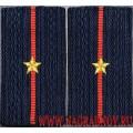 Фальшпогоны МВД нового образца звание младший лейтенант