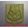 Шеврон Центрального военного округа (для полевой формы)