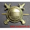 Эмблема петличная Внутренняя служба МВД полевая