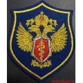 Нашивка на рукав ФСКН России