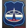 Нашивка на рукав войска ВКО нового образца парадный
