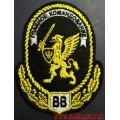 Нашивка на рукав Главное командование Внутренних войск МВД