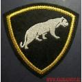 Нашивка на рукав Внутренних войск МВД пантера