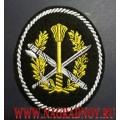 Нашивка на рукав Территориальные органы УИС