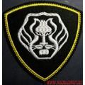 Нашивка на рукав Внутренних войск МВД лев