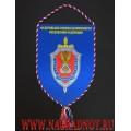 Вымпел с эмблемой Центра специальной техники ФСБ России