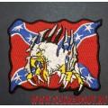 Нашивка Орел на флаге конфедератов