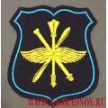Шеврон командования ВКС РФ для кителя или шинели