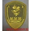 Шеврон военнослужащих ОДОН Росгвардии для полевой формы