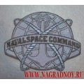 Нашивка Naval space command