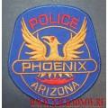 Нашивка Police Arizona