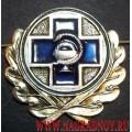Эмблема ГВС на тулью фуражки