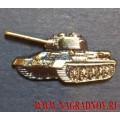Миниатюрный значок Танк Т 34