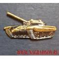 Миниатюрный значок Танк Т 72