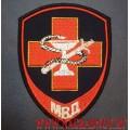 Нарукавный знак сотрудников Медицинской службы МВД России