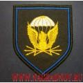Нарукавный знак военнослужащих 38-го ОПС ВДВ России для полевой формы