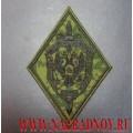 Нарукавный знак сотрудников ФСБ России камуфляж Цифровая флора