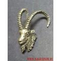 Значок охотничий Горный козел