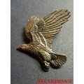 Значок охотничий Орел