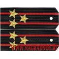 Погоны Морской пехоты звание полковник