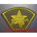 Нашивка на рукав Боевая единица тактическая