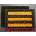 Шеврон Флаг Георгиевская лента с липучкой