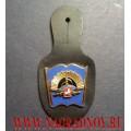 Нагрудный знак Московского военного института радиоэлектроники Космических войск