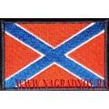 Нашивка на рукав Флаг Новороссии