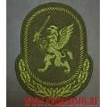 Шеврон главного командования Росгвардии для полевой формы