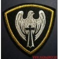 Нашивка на рукав Внутренних войск МВД сокол
