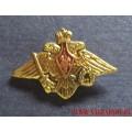 Значок Эмблема Вооруженных сил России